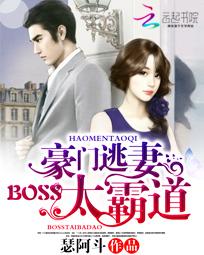 豪门逃妻:Boss太霸道