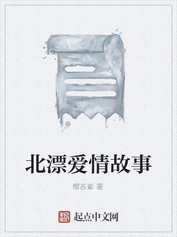北漂爱情故事小说