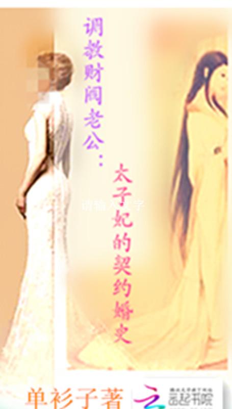 调教财阀老公:太子妃的契约婚史