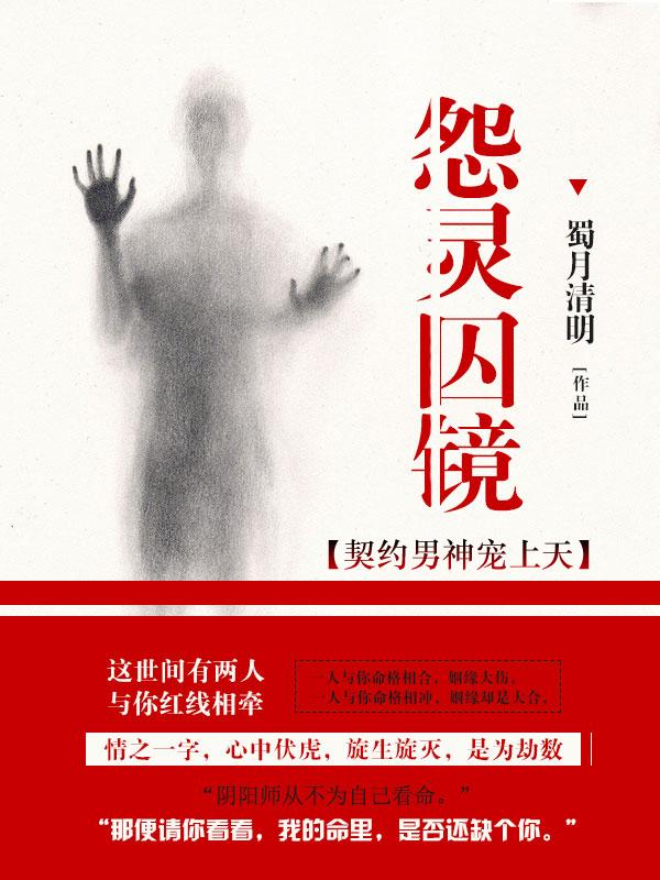 怨灵囚镜:契约男神宠上天