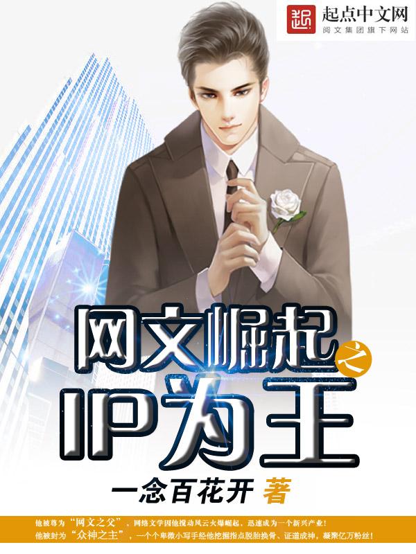 网文崛起之IP为王小说