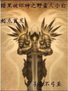 暗黑破坏神之野蛮人小白